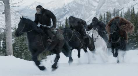 War for the Planet of the Apes Trailer 2 - Header