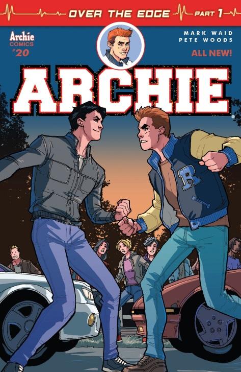 Archie (2015-) 020-000