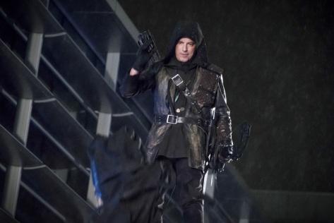 Green Arrow, Missing 02