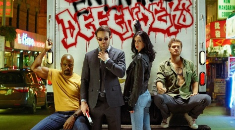 the defenders trailer 1 - Header