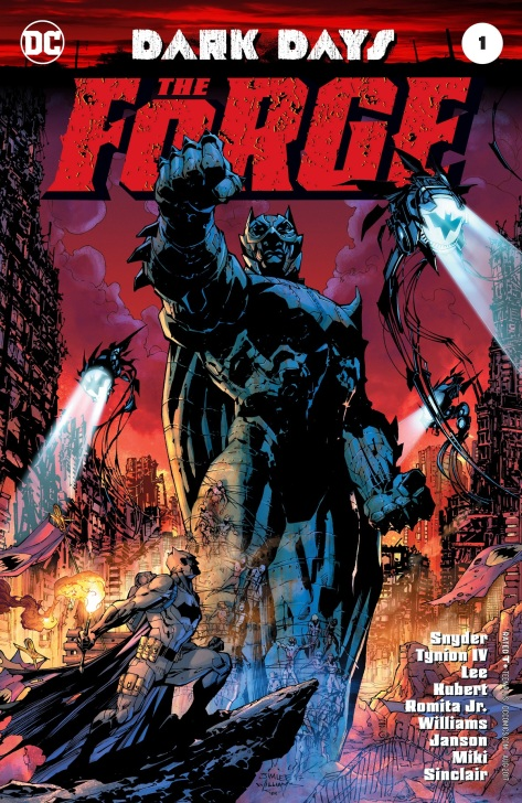 Dark Days The Forge #1