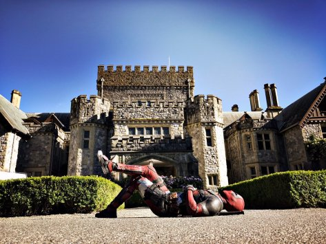 Deadpool xavier school