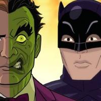 טריילר, באטמן 66 נגד טו-פייס, הדיבוב האחרון של אדם ווסט