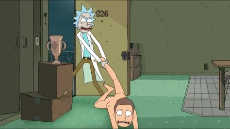 Rick and Morty, The Whirly Dirly Conspiracy 02