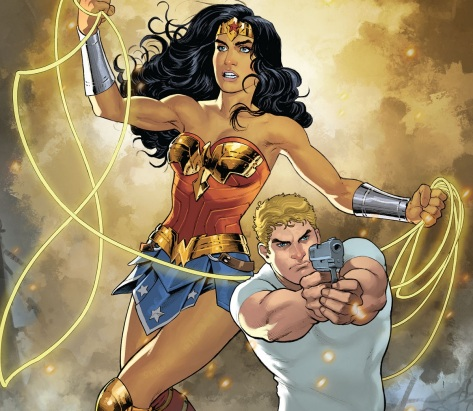 Wonder Woman greg rucka review - 01