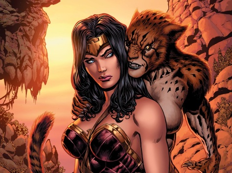 Wonder Woman greg rucka review - 02