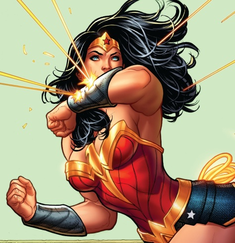 Wonder Woman greg rucka review - 04