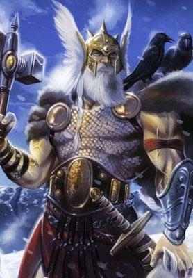 Odin-Marvel