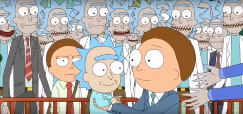 Rick and Morty, The Ricklantis Mixup4 09