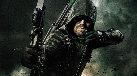 Arrow season 6-1 -Header