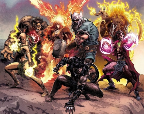 legacy-Avengers 1000000 bc