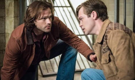 Supernatural, Lost and Found 01