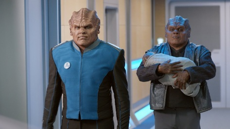The Orville, About a Girl 01