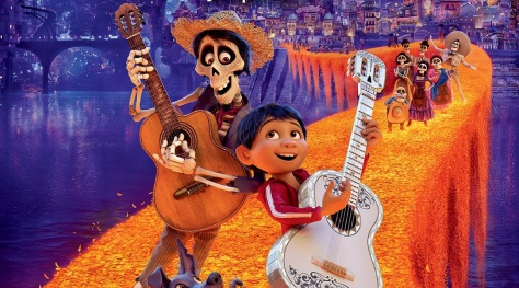 COCO movie review - Header