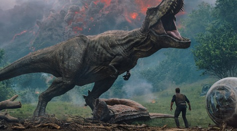 Jurassic World Fallen Kingdom Teaser Trailer - Header
