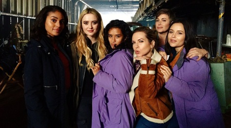 Wayward Sisters know the characters - Header