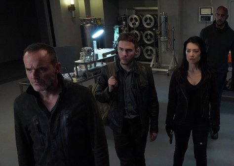 Agents of S.H.I.E.L.D., All the Comforts of Home 09