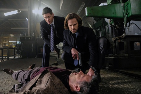 Supernatural, A Most Holy Man 05