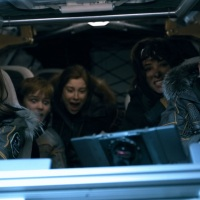 """ביקורת, """"אבודים בחלל"""" (2018) - סכנה וויל רובינסון, סכנה"""