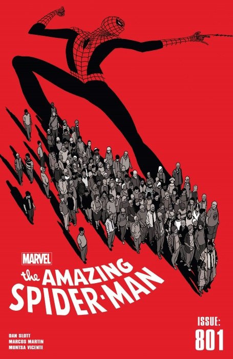 Amazing Spider-Man (2015-) 801-000