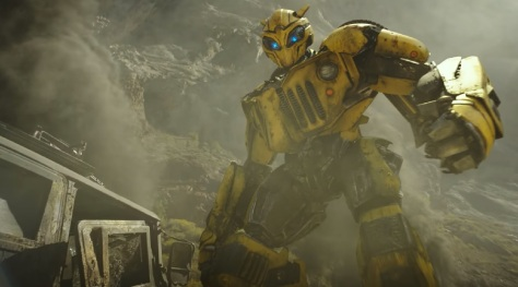 Bumblebee trailer 1 - Header