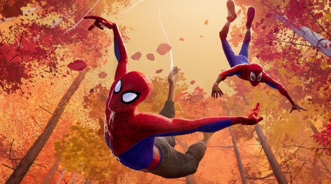 Spider-Man Into the Spiderverse trailer - Header