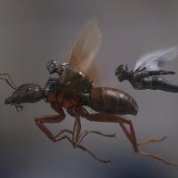 """ביקורת, """"אנטמן והצרעה"""" - לך אל הנמלה עצל, ראה דרכיה ולמד איך עושים סיקוול"""