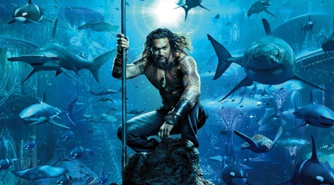 Aquaman first official trailer - Header