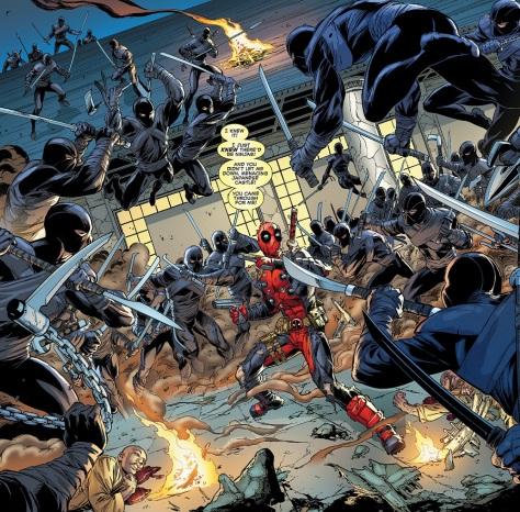 Deadpool - Assassin (2018-) 001-017