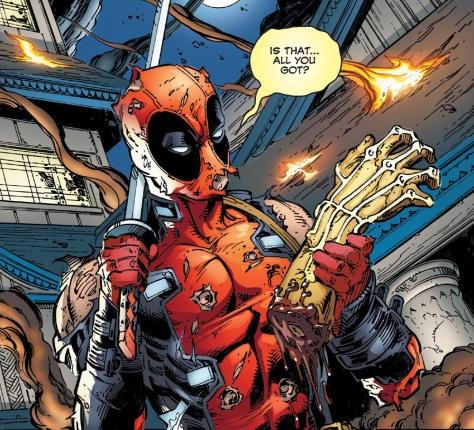Deadpool - Assassin (2018-) 001-023