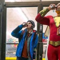 """""""שהאזאם!"""" - טריילר ראשון מצחיק, מהנה, כייפי, צבעוני... תודה DC."""