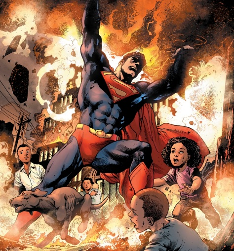 Superman (2018-) 001-017