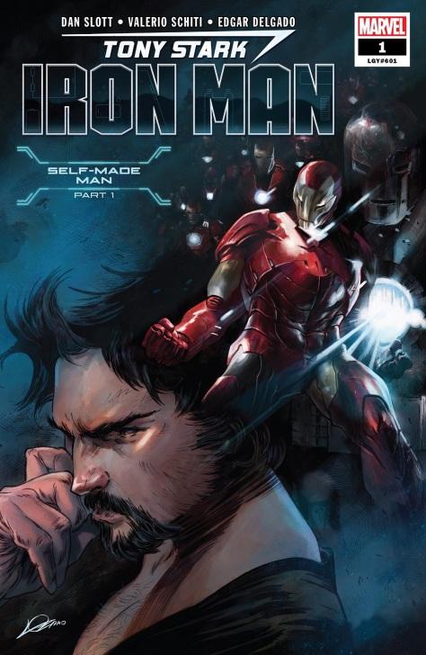 Tony Stark - Iron Man (2018-) 001-000