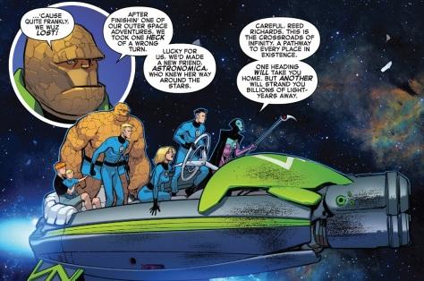 Fantastic Four (2018-) 001-016