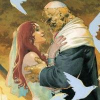 מרוול מציגים - חתונה פנטסטית, רומן של 55 שנים מסתיים בחופה