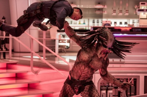 "Twentieth Century Fox's ""The Predator."""