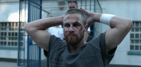 Green Arrow, Inmate 4587 01