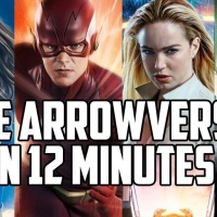 """וידאו: סיכום סדרות ועונות ה-ARROWVERSE בפחות מרבע שעה (וטריילר לעונה השביעית של """"החץ"""")"""