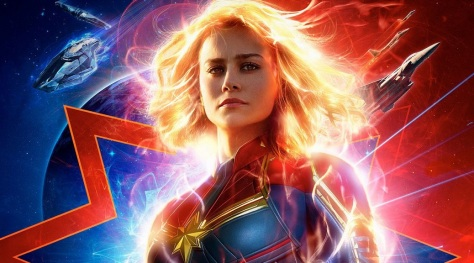 Captain Marvel trailer 2 - Header