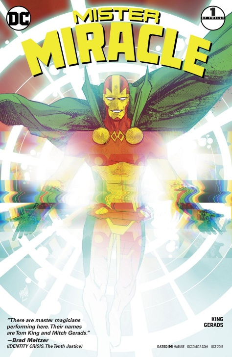 Mister Miracle (2017-) 001-002
