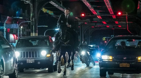 John Wick 3 review - Header