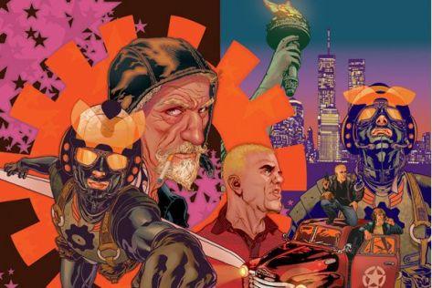 Ex-Machina-Wallpaper-Wildstorm-Vertigo-DC-Comics-Brian-K-Vaughan-Trinity-Comics-Review