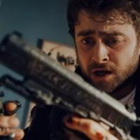 הארי פוטר המזוהם! דניאל רדקליף חמוש ומסוכן בטריילר חדש ומטורלל