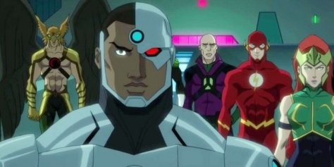 Justice League Dark Apokolips War 10