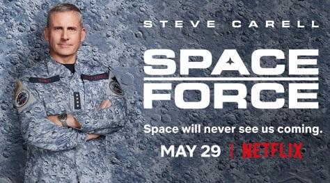space force trailer - Header